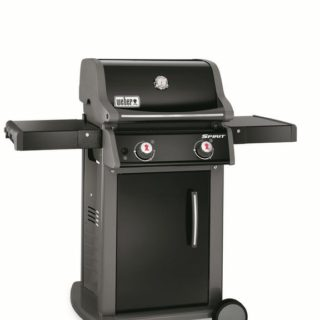 46010604B13 2013 Weber Spirit E210 Original Gas Grill LP Black EU Product Facing Right